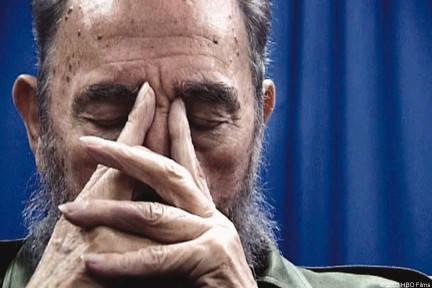Teils nachdenklich, teils angriffslustig präsentiert sich der Revolutionär im Film. Foto: IMDb.com