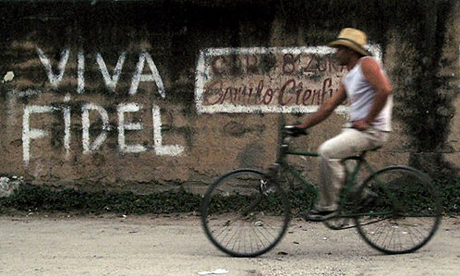 Hasta Siempre...Santa Clara, Cuba. Bild: theguardian.com