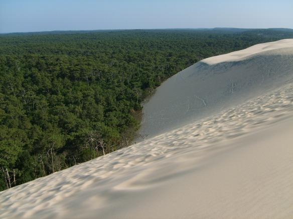 Dune du Pilat am Bassin d'Arcachon.
