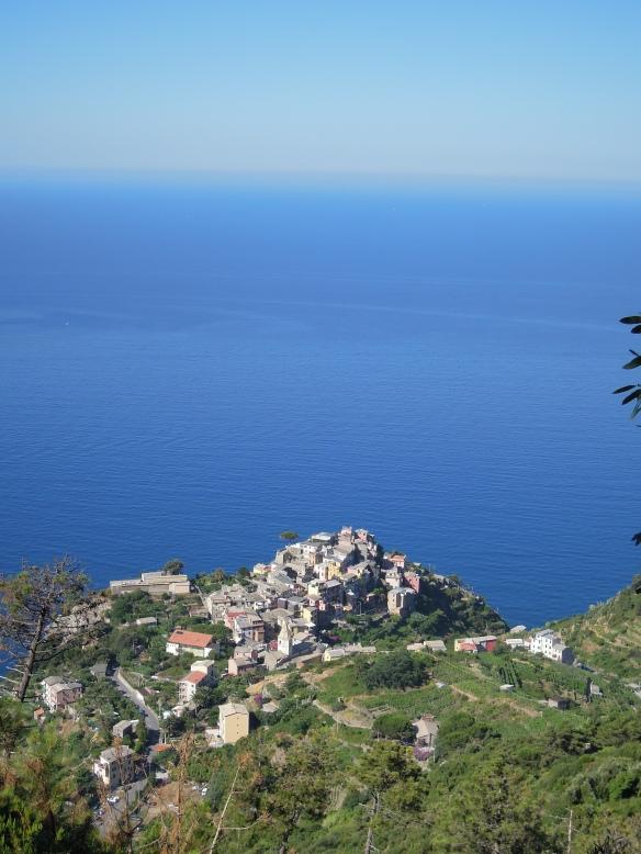 Das I-Tüpfelchen des mediterranen Panoramas.