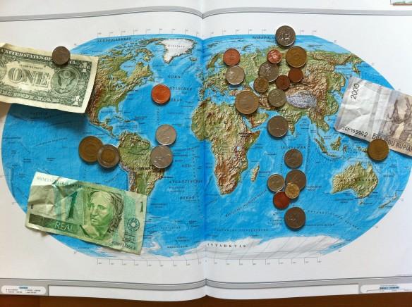 Das Geld eher klein, die Reiselust dagegen groß: Das eine schließt das andere aber nicht unbedingt aus.