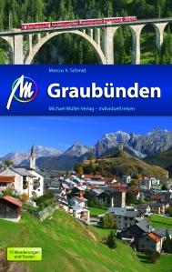 Graubünden, 3. Auflage 2012, 16,90 EUR,276 Seiten.