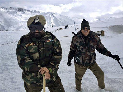 Auf dem Dach der Welt schwelt seit Jahren ein Konflikt zwischen Indien und Pakistan.