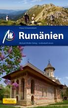 Reiseführer Rumänien, 688 Seiten, 1. Auflage 2012.
