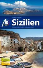 Reiseführer Sizilien, 660 Seiten, 8. Auflage 2013.